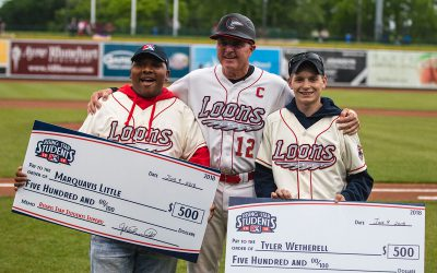 Two Local Students Win MiLB Rising Star Scholarship