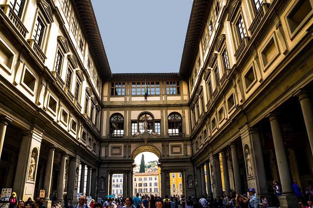 Uffizi Gallery Virtual Tour